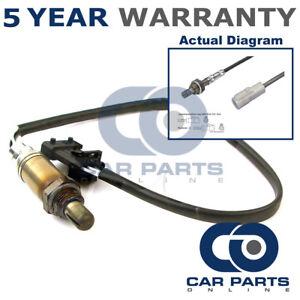 Trasero-4-Alambre-Oxygen-O2-Lambda-Sensor-Direct-Fit-Para-Ford-C-Max-Focus-2-0-1-8