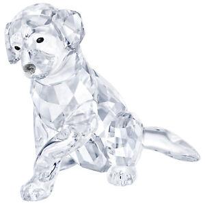 Swarovski-Crystal-Creation-5399004-Labrador-Mother-RRP-229