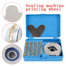 Embossing Wheel For Fr770 Continuous Band Sealer Band Sealing Machine Copper