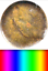 NGC-MS64-RB-Wheat-Cent-Capped-Die-Error-Extremely-Rare-amp-Dramatic-Lincoln-1c thumbnail 1