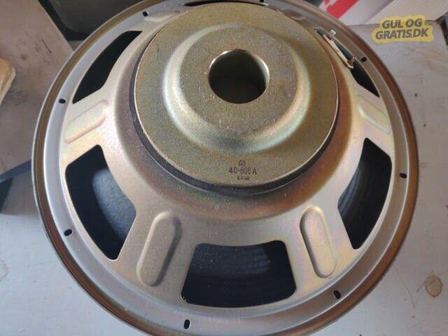 Højttaler, Pioneer, 40-806A