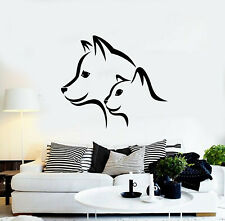 Pet Grooming Spa Wall Decals Pet Shop Vinyl Stickers Dog Decal Bath Decor KY49