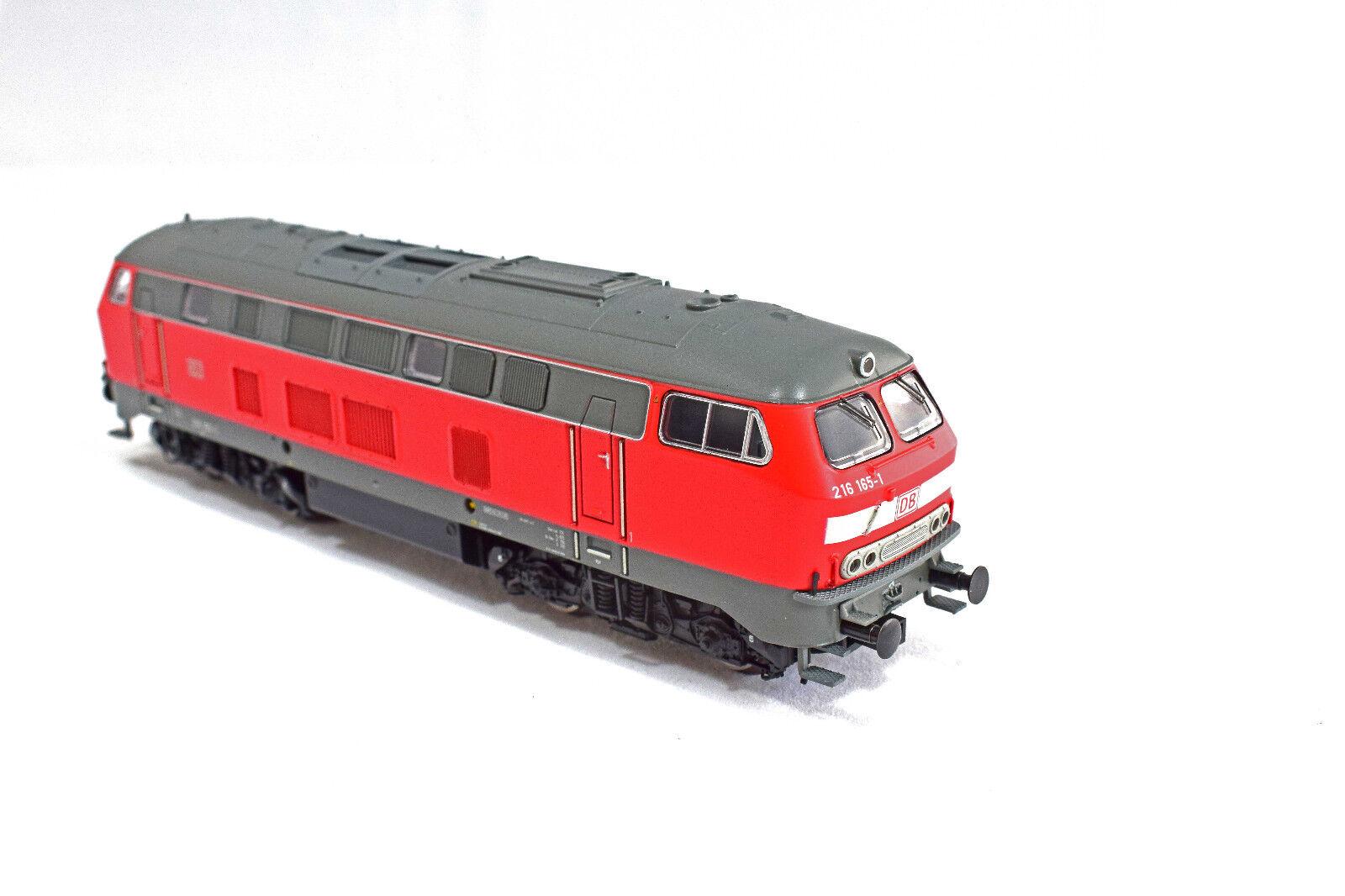 Brawa 41141 Spur H0 Diesellokomotive BR 216 der DB AG, Wechselstrom digital    Authentische Garantie