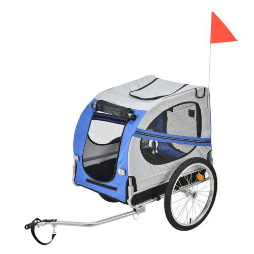 Hundeanhänger Hundetransporter Fahrradanhänger HundeFahrrad Anhänger 137*73*90cm
