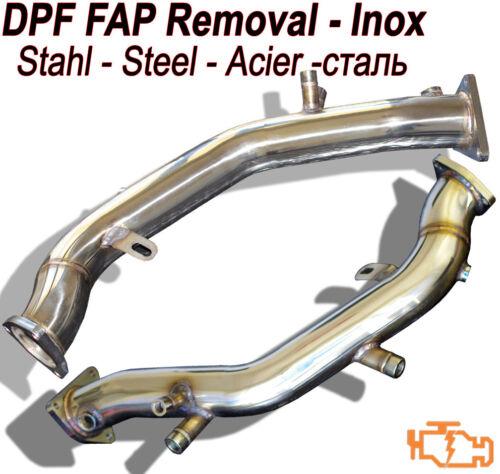 2.0 TDI 170 177 HP VAG2 8K5 B8 Bajada del DPF FAP eliminación AUDI A4