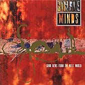 """1 of 1 - SIMPLE MINDS - """"Good News From The Next World(1995)""""-BRAND NEW CD"""