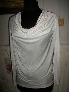 Haut-tee-shirt-manche-longue-col-fluide-1-2-3-fluide-aspect-satine-42-44