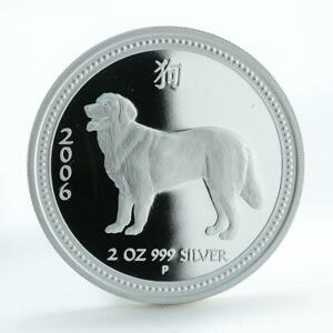 Australia-2-dollars-Year-of-the-Dog-Lunar-Series-I-Proof-2006