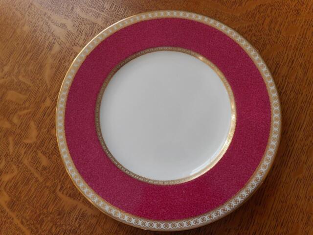 Wedgwood Ruby Ulander bone china 8