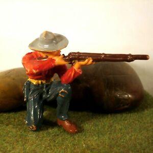 Original-Hausser-Elastolin-7cm-COWBOY-J-Figur-naturgetreu-amp-handbemalt-N-6916