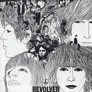 The Beatles : Revolver CD (1987)