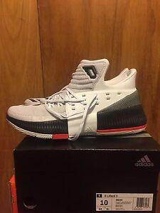 hombre Adidas Lillard3 D talla 10 para x0wntRwq6A