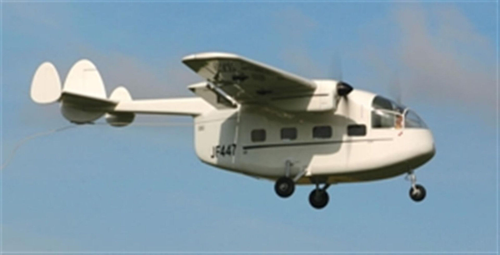 garantito Miles Miles Miles M. 57 aerovan (apertura 1502 mm). modellololo edifici  supporto al dettaglio all'ingrosso