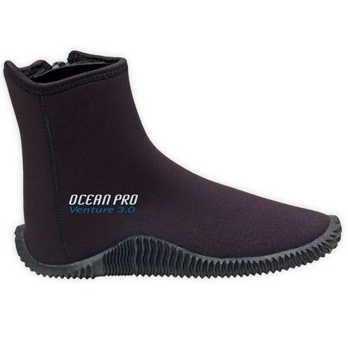 OceanPro  6.5mm Molded Sole Venture Booties for Scuba Diving & Snorkeling  famous brand