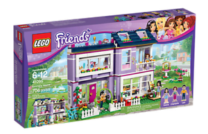 LEGO-41095-Friends-Emma-s-House-BRAND-NEW