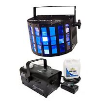 CHAUVET DJ Mini Kinta IRC 3W LED RGB DMX Light Effect + H700 Fog/Smoke Machine