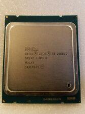 SR1AB INTEL XEON E5-2660V2 10 CORE 2.20 GHz 25M 8 GT/s 95W PROCESSOR