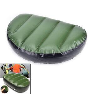 1Pcs Outdoor water sport boat seat pvc inflatable cushion fishing boat kayak