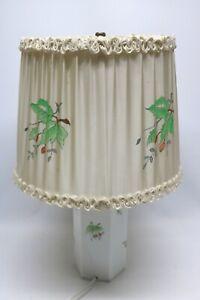 Herend-Hagebutte-Porzellan-Tischlampe-Lampe