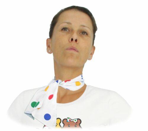 Ladies Children in Need Rock /& Roll Necktie Accessory CIN Adults Size