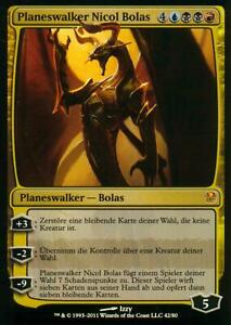Planeswalker-Nicol-Bolas-FOIL-NM-Ajani-vs-Nicol-Bolas-GER-Magic-MTG