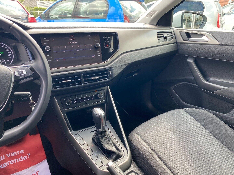 VW Polo 1,6 TDi 95 Comfortline DSG