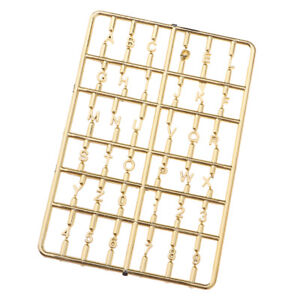 MagiDeal 1//12 Dollhouse Miniature Mailbox Alphabet Letters Mold Board