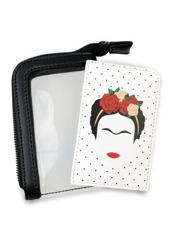Frida Kahlo Minimalist Card Purse