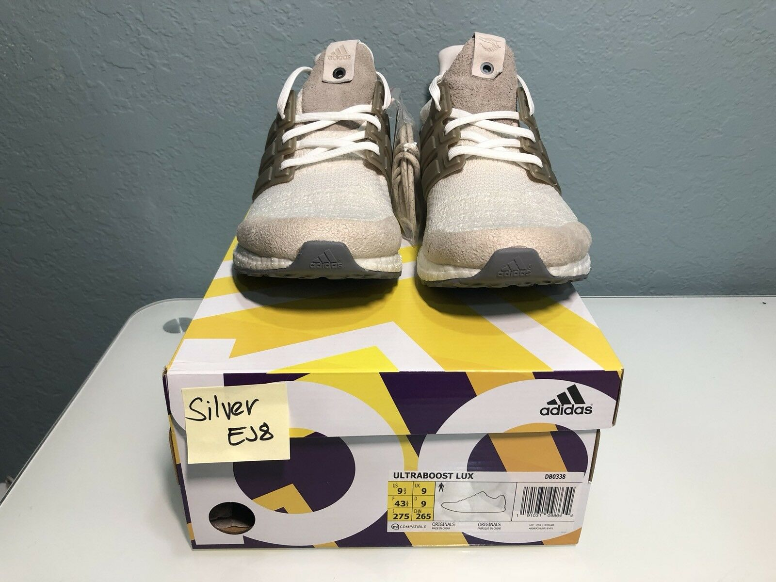 New Adidas Ultra Boost SneakersnStuff Social Status X LUX Size 9.5