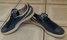 Zapatillas para hombre Puma Gamuza. Azul. Size UK 7. 40.5 euros.