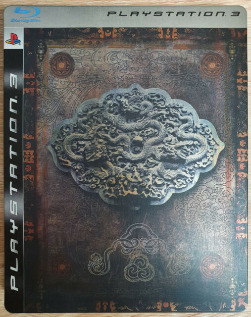 Uncharted 2 Among Thieves Limited Edition Steelbook Neuwertig Like New Sony PS3