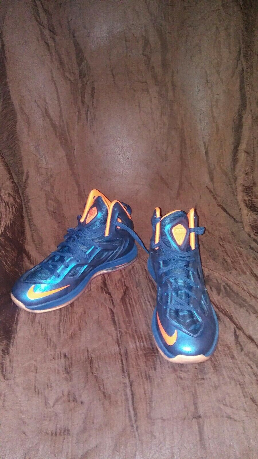 NEW MEN'S SIZE 9.5 Nike HYPERPOSITE Shoes