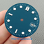31mm-sterile-black-blue-watch-Dial-Fit-eta-2836-2824-2813-3804-Miyota-8215-821A miniatura 6