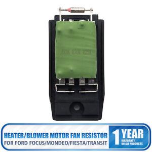 SmartSense-Blower-Heater-Motor-Fan-Resistor-Ford-Focus-Mondeo-Fiesta-Transit-AU