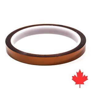 Kapton-Tape-10-mm-x-33-m-meter-Heat-Resistant-Polyamide-Tape-High-Temperature