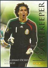 FUTERA 2010 WORLD FOOTBALL-SERIES 2- #437-MEXICO-GUILLERMO OCHOA