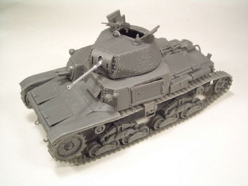 BRACH MODEL CocheRO ARMATO M13 40 2°SERIE WWII FULL KIT Scala 1 35 Cod.BM134