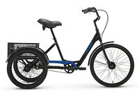 2017 Raleigh Tristar Hd Black Adult Tricycle on sale