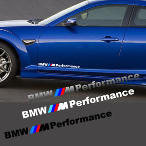 2x-BMW-M-Performance-Decal-Automotive-Grade-Window-Vinyl-for-Side-Door-ALL-MODEL