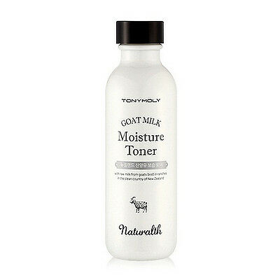 TONYMOLY - Naturalth Goat Milk Moisture Toner 110ml / Korea cosmetic