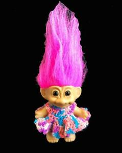 Clothes-for-3-034-Troll-Doll-Dress-Handmade-USA-Dollchris-Designs-Multi-Lot-T-12
