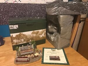 Limited-Edition-Lilliput-Lane-It-s-All-At-The-Co-op-Beamish-67-Out-Of-519