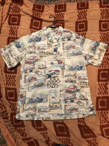 Reyn Spooner Nissan/datsun Z Motorsport Shirt  XXL