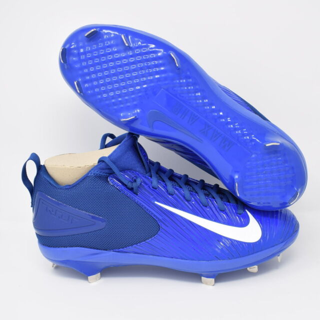 the best attitude 9e625 5d8dc Nike Trout 3 Pro 856498-447 Mens Cleats Blue   White