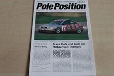 156440) Audi A4 STW - Imola - Pole Position 08/1995