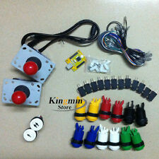 Arcade DIY KIT to USB controller 2 player MAME Interface USB to Jamma controller