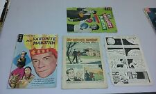 My Favorite Martian #6 & 8 1965 Western Publishing lot run set tv show movie dvd