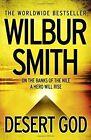 Desert God by Wilbur Smith (Paperback, 2015)