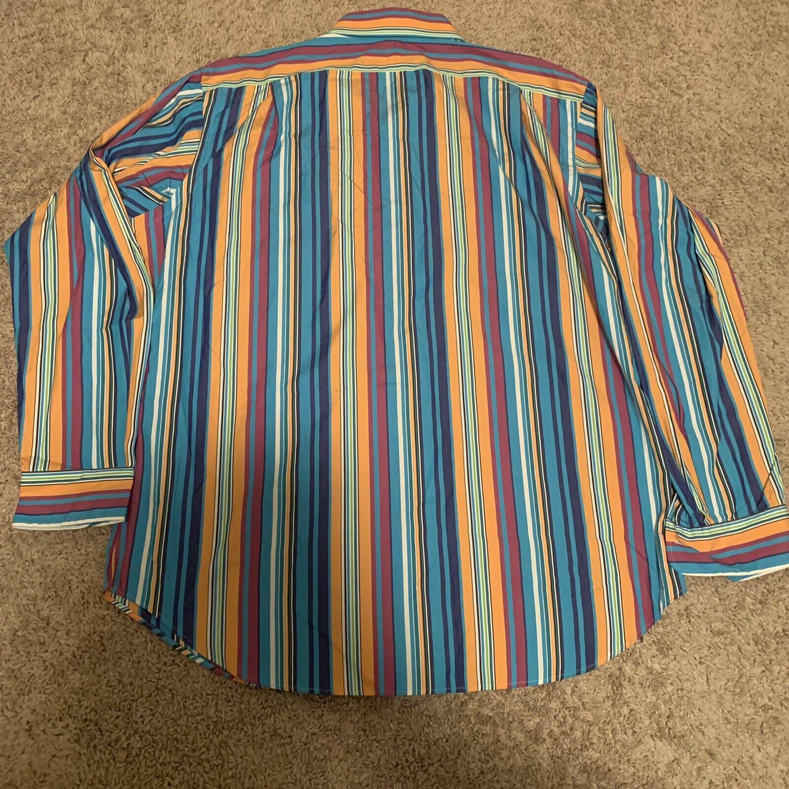 Polo Ralph Lauren Regent Classic Fit Long Sleeve … - image 7