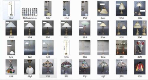 b.22cm vintage mur images DECO APPLIQUES MURALES Images lampe laiton Brüniert 1-fas